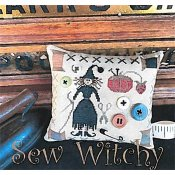The Scarlett House - Sew Witchy