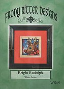 Frony Ritter Designs - Bright Rudolph