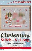 Tiny Modernist - Christmas Stitch-A-Long Part 1 THUMBNAIL