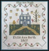 Dames of the Needle - Eliza Ann North THUMBNAIL