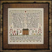 Little House Needleworks - The Beatitudes