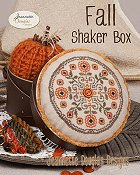 Jeannette Douglas Designs - Fall Shaker Box