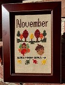 Pickle Barrel Designs - Bitty November