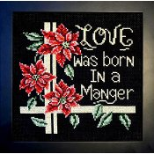 Bobbie G Designs - Love Was Born In A Manger_THUMBNAIL