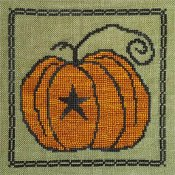 Artful Offerings - Prim Pumpkin