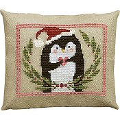 Artful Offerings - Pinny Penguin's Heart of Christmas