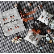 Nikyscreations - Squirrel Sewing Set