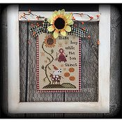 Annie Beez Folk Art - Make Hay While The Sun Shines