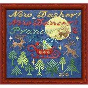 Tempting Tangles Designs - Dancer & Prancer