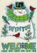 Imaginating - Winter Welcome Snowman 3135