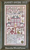Needle Work Press - Jannet Speirs 1813 THUMBNAIL