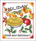 Vickery Collection - Holiday Pie
