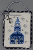 Misty Hill Studio - A Blue and Silver Christmas - Church THUMBNAIL