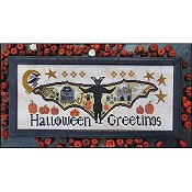 Kathy Barrick - Halloween Greetings