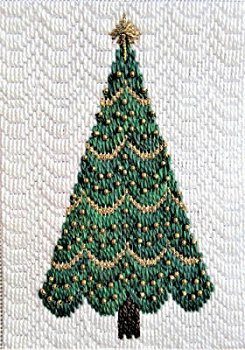 Freda's Fancy Stitching - Oh Christmas Tree MAIN