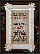 Country Cottage Needleworks - Wonderful Time Of Year THUMBNAIL