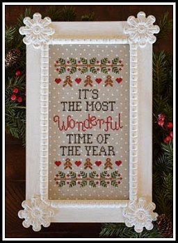 Country Cottage Needleworks - Wonderful Time Of Year MAIN