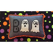 Needle Bling Designs - Ghostly Boo THUMBNAIL