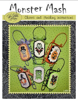 Sue Hillis Designs - Monster Mash MAIN