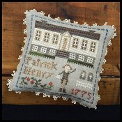 Little House Needleworks - Early Americans No. 8 Patrick Henry_THUMBNAIL