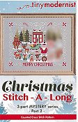 Tiny Modernist - Christmas Stitch-A-Long Part 2