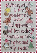 Waxing Moon Designs - Christmas Pounds