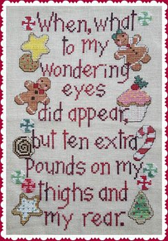 Waxing Moon Designs - Christmas Pounds MAIN