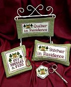 Foxwood Crossings - Stitcher/Quilter In Residence