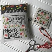 Hands On Design - Stitching Is My Heart's Desire