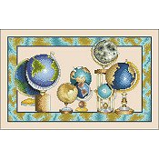 Vickery Collection - World Globes THUMBNAIL