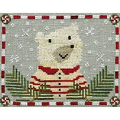 Artful Offerings - Peppermint Polar Bear