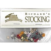Shepherd's Bush - Richard's Stocking Embellishment Pack
