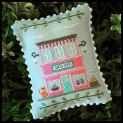 Country Cottage Needleworks - Main Street #8 Grocery