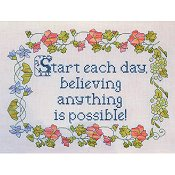 MarNic Designs - Start each day... believing