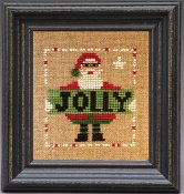 The Trilogy - Holiday Reminder - Jolly Santa