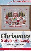 Tiny Modernist - Christmas Stitch-A-Long Part 3 THUMBNAIL