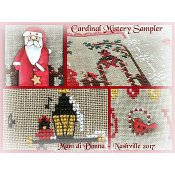 Mani Di Donna - Cardinal Mistery Sampler Part #1 - In The Garden