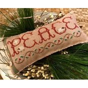 Homespun Elegance - Merry Noel Collection - Christmas Peace_THUMBNAIL