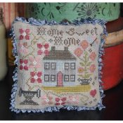 Abby Rose Designs - Home Sweet Home Pin Pillow THUMBNAIL