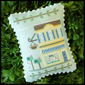 Country Cottage Needleworks - Main Street #9 Post Office THUMBNAIL