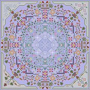 Carolyn Manning Designs - The Four Seasons Mandala