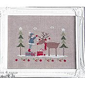 Madame Chantilly - Dear Rudolph THUMBNAIL