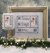 Scissor Tail Designs - Snow Days