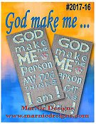 MarNic Designs - God Make Me The Person My Dog/Cat Thinks I Am THUMBNAIL