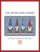 Carolyn Manning Designs - The Winter Snow Gnomes