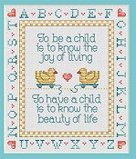 Sue Hillis Designs - A Child's Joy