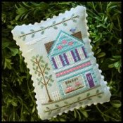 Country Cottage Needleworks - Main Street #10 Bakery THUMBNAIL