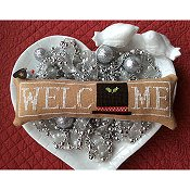 Needle Bling Designs - Wee Welcome's - January Snowman Hat