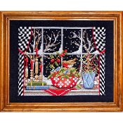 Bobbie G Designs - Winter Window