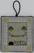 Misty Hill Studio - Tiny Shamrock Sampler THUMBNAIL
